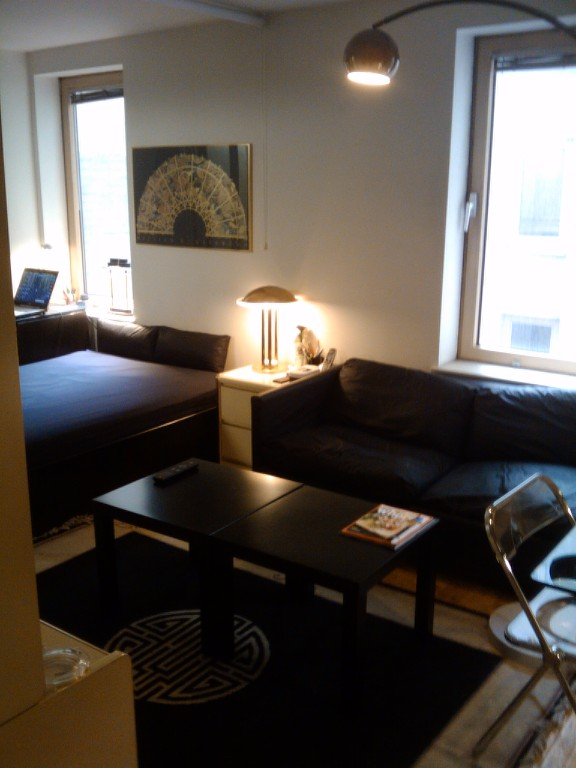 Studio Condo in Midtown