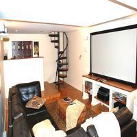 Duplex Media Room