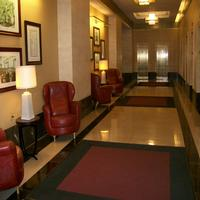 SITTING AREA BY ELEVATORS