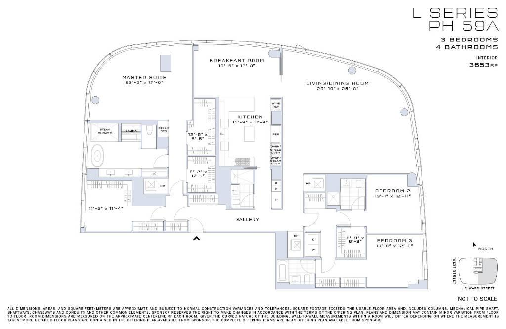 PH59A floorplan