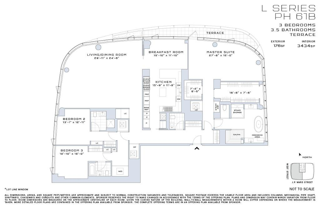 PH61B floorplan