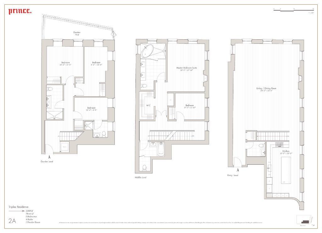 2A Floorplan