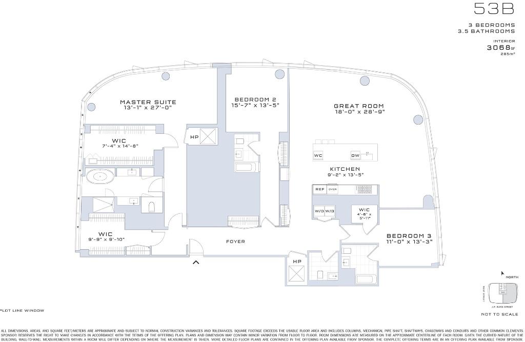 53B Floor Plan