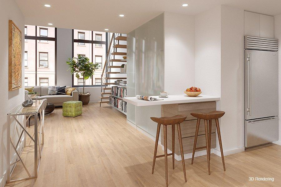 Studio Coop in Greenwich Village